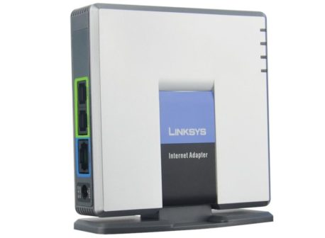 Configuration Linksys PAP2
