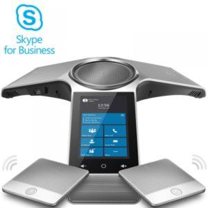 téléphone IP de conférence yealink cp960w