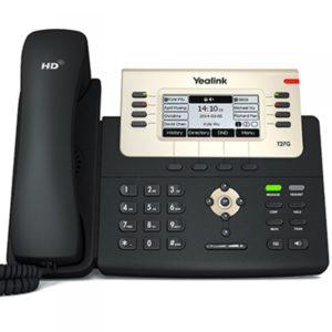téléphone IP filaire multi-lignes économique Yealink SIP-T27G