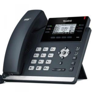 téléphone IP filaire professionnel ultra-élégant Yealink SIP-T41S