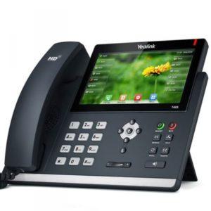 téléphone IP ultra-élégant Yealink SIP-T48S