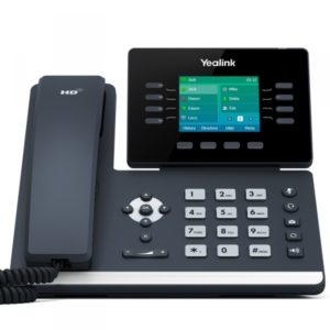 Achat en ligne du téléphone IP professionnel Yealink SIP-T52S de Yealink