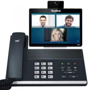 téléphone visiophone yealink sip vp t49g
