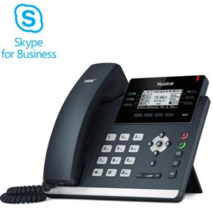 Téléphone IP professionnel Yealink T41S-Skype for Business Edition