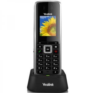 téléphone sans fil idéal pour les entreprises Yealink W52H (combiné additionnel)