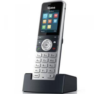 Téléphone IP sans fil Yealink W53H Combiné DECT