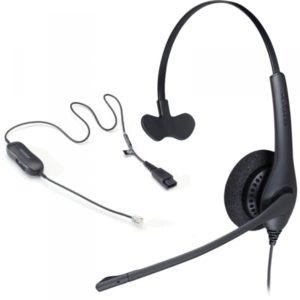 Jabra BIZ1500 est un micro-casque filaire professionnel d'entrée de gamme