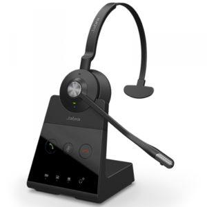 Jabra Engage 65 Mono : Conçu pour être la gamme de micro-casques sans fil professionnels la plus performante du marché