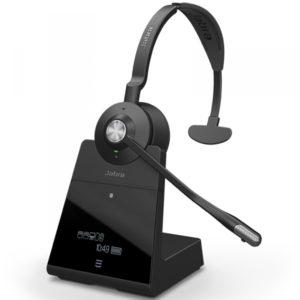 Jabra Engage 75 Mono : micro-casque sans fil 1 écouteur compatible avec tous vos terminaux