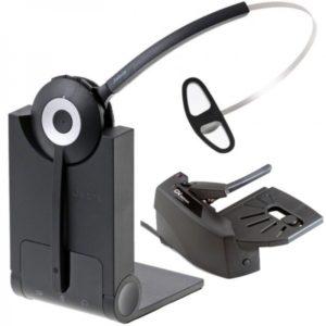 Jabra Pro 920 : Casque sans fil pour télé phone fixe avec micro antibruit