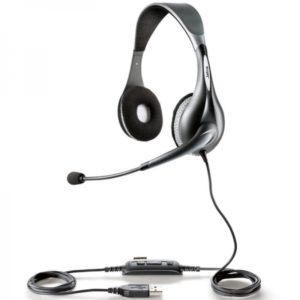 Micro-casque filaire :Jabra UC Voice 150 duo